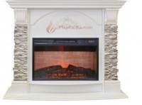 Электрический камин Athena GR Irvine 24 (WT-511), Real Flame