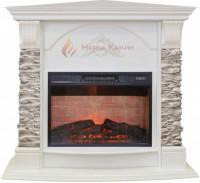 Электрический камин Athena Corner GR Irvine 24 (WT-511), Real Flame