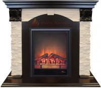 Электрический камин Dublin LUX (DN,AO) Eugene, Real Flame
