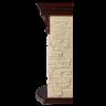 Электрокамин Torre 30S, слоновая кость/тёмный дуб, Electrolux