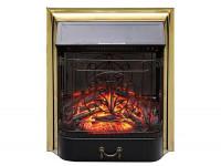 Электрический очаг Majestic FX M Brass/Black, Royal Flame